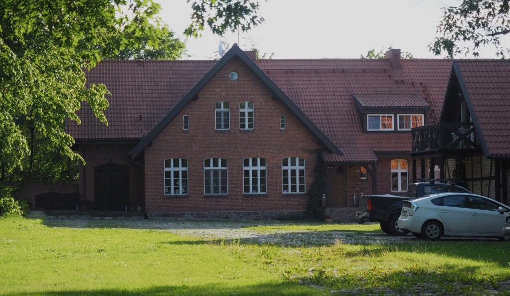 Stara Szkoła, Wysoka Wieś (Wzgórza Dylewskie)