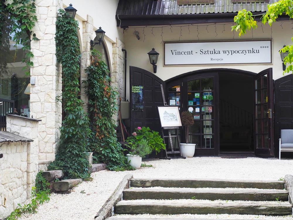 Pensjonat Vincent, Kazimierz Dolny