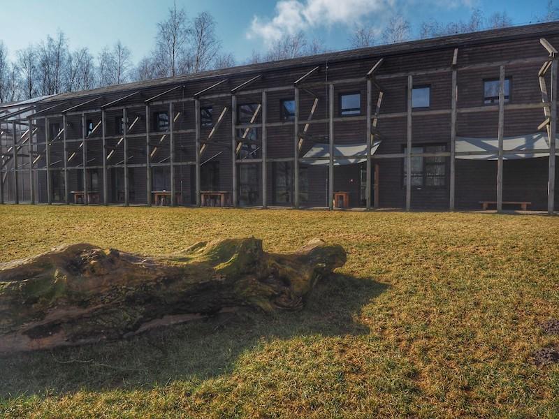 Oczyszczalnia Miejsce – klimatyczna stodoła na Mazowszu